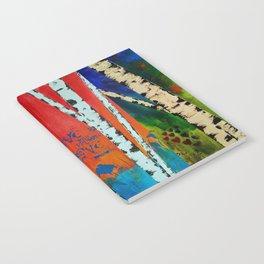 Birch Tree Stitch Notebook