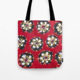 Blush Nevada Rose Tote Bag
