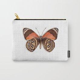 Butterflies: Figure-of-Eight Butterfly Carry-All Pouch