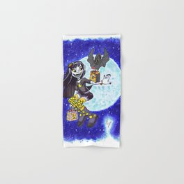 Trick or Treating Hand & Bath Towel