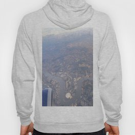 London From The Air Hoody