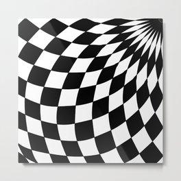 Wonderland Floor #1 Metal Print