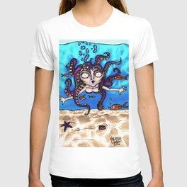 Octopus Hair T-shirt