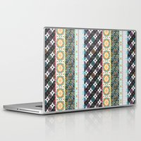 boho Laptop & iPad Skins featuring Boho by Designed by Debby