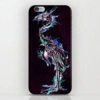 archan nair iPhone & iPod Skins featuring Fade Fader Fadest by Archan Nair