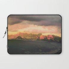 Escaping  -  Mountains - Dachstein, Austria Laptop Sleeve