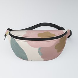 Simple Flowers Fanny Pack