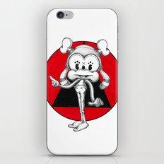 Pop Artoons Nr.6 iPhone & iPod Skin