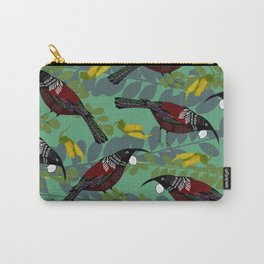 Tui Pattern Carry-All Pouch