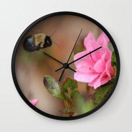 Photobomb Wall Clock