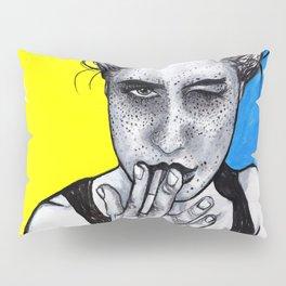 The Wink Pillow Sham