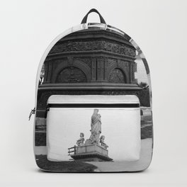 Gayarre Place, New Orleans 1900 Backpack