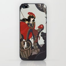 Nautical Matador iPhone & iPod Skin