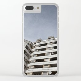 Kreuzberg Dishes Clear iPhone Case