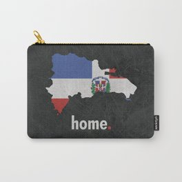 Dominican Republic Proud Carry-All Pouch