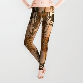 Palms2 Leggings