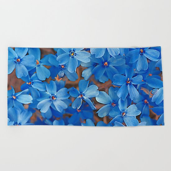 Flower Carpet(62) Beach Towel