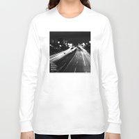 bridge Long Sleeve T-shirts featuring Bridge by Adrián Peñalver