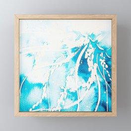 Jelly Study #3 Framed Mini Art Print
