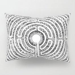 Chartres Garden Pillow Sham