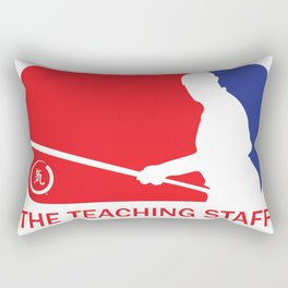 The Teaching Staff Rectangular Pillow
