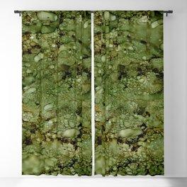 Green Camo Blackout Curtain