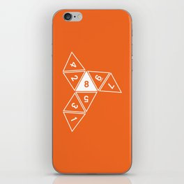 Unrolled D8 iPhone Skin