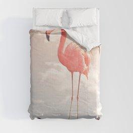 FLAMINGO & FRIENDS Comforters
