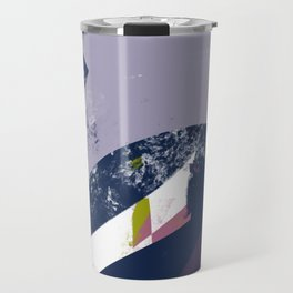 Sunday Winter Time vol.4 - Abstract Throw Pillow / Wall Art / Home Decor Travel Mug