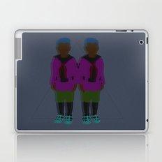 ☹ Bionic Twins ☹ Laptop & iPad Skin