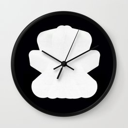 Hair wash day Wall Clock