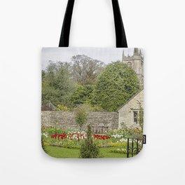 English Garden. Tote Bag