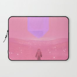 Lost Astronaut Series #03 - Floating Crystal Laptop Sleeve