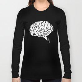 Brain Labyrinth Long Sleeve T-shirt