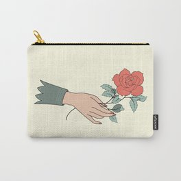 Rose gift Carry-All Pouch