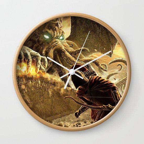 Apollo - Cover Art Wall Clock