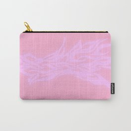 pink fire Carry-All Pouch