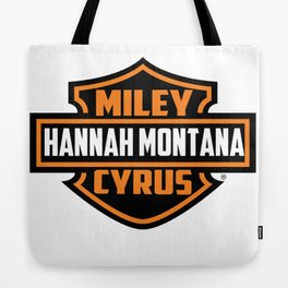 Miley Cyrus Hannah Montana  Tote Bag