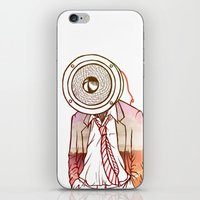 sound iPhone & iPod Skins featuring Sound by Kier-James