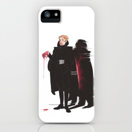 Dirty Hands iPhone Case