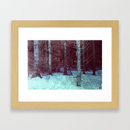 New Light Framed Art Print