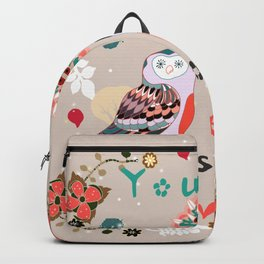 You are so lovely Backpack