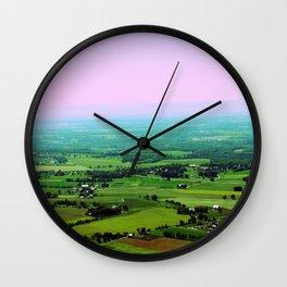 Eternal Horizons Wall Clock