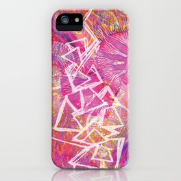 SHELA by Jennifer Bukovec iPhone Case