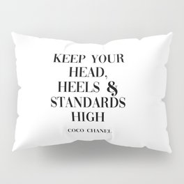 coco quote Pillow Sham