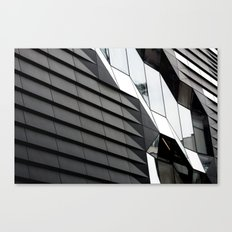 The New School Building Canvas Print
