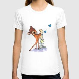 Feeling Twitterpated T-shirt
