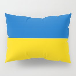 Flag Of Ukraine Pillow Sham