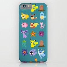 P O K E M O N iPhone 6s Slim Case