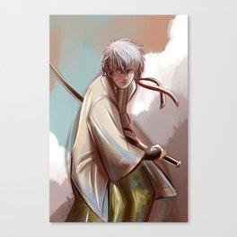 Gintoki Canvas Print